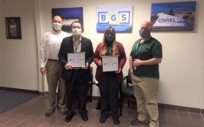 Congratulations to Patriot Award Winners