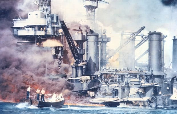 BGS Sponsors Pearl Harbor Remembrance Day